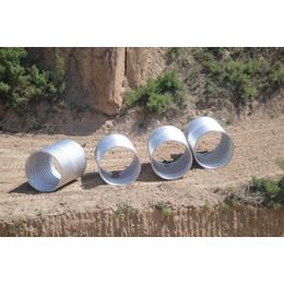 小桥支护 涵洞加固波纹管涵 道路涵管-波纹钢管涵厂家直销