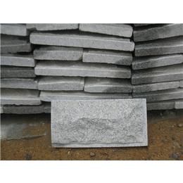 南阳灰色花岗岩蘑菇石 蘑菇石文化石尺寸 选耐腐蚀耐风化的产品