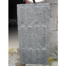 芝麻灰花岗岩盲道板 盲道砖 盲道石哪家比较好