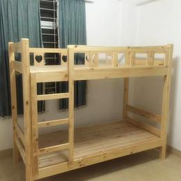 新款实木双层床 厂家生产