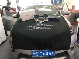 南昌丰田卡罗拉客户  改装A3效果音响案列展示