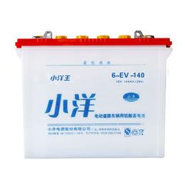 6-EV-140型电动轿车电瓶
