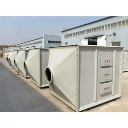 淮南玻璃钢SDG干式酸性废气净化器玻璃钢制品