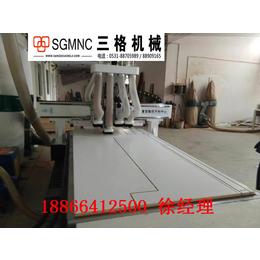 供应郑州橱柜衣柜数控开料机 板式家具开料机缩略图