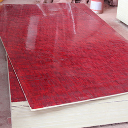 镜面竹胶板 双面覆膜 表面平滑 遇水不开胶不起层 源头厂家
