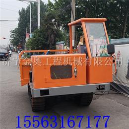 金奥山区石榴农用履带运输车 改造履带运输车