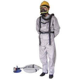 安航制造个人全面罩呼吸保护 进口PVC自吸式长管呼吸器