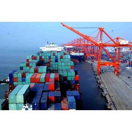 广州发往威海海运集装箱运输路线