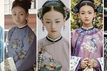 延禧攻略丨简直TCE中国服装定制展的女装定制大片