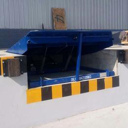 8吨登车桥 东兴市电动叉车装卸过桥制造 8吨液压登车桥价格