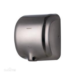 供应艾克不锈钢高速干手器AK2800  酒店-商场烘手器