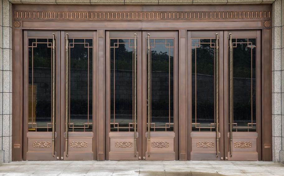 铜门安装技术和流程