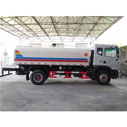 10吨热水保温运输车售价 配置 图片说明