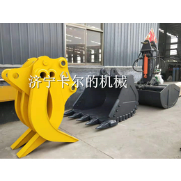 供应小松PC300挖掘机机械夹木器简易夹木器挖掘机机械抓手