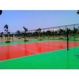 山东硅pu篮球场,奥创之星体育设施安装,硅pu篮球场