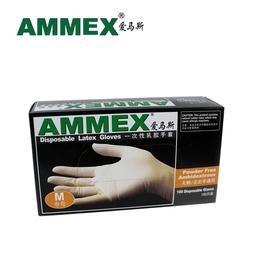 AMMEX爱马斯TLFC一次性橡胶手套