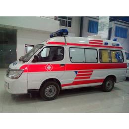 金杯雷诺救护车厂家 金杯海狮救护车