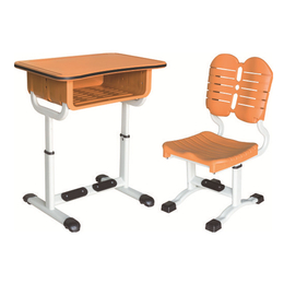 HL-A1908塑料起落学生课桌椅缩略图