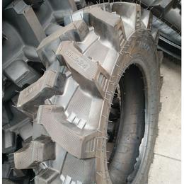 供应11.2-24水田高花轮胎农用拖拉机三轮车三包R-2