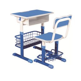 HL-A1930注塑套管起落课桌椅