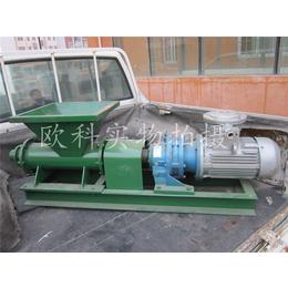 矿山炮泥挤出机 优质炮泥机 厂家专生产炮泥机