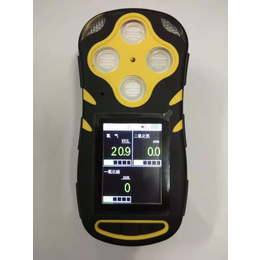 矿用本质安全型多参数气体测定器CD3