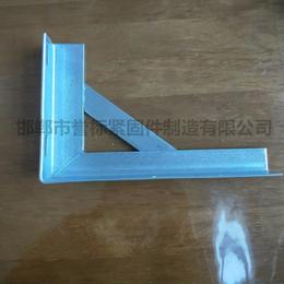 三角支架生产厂家 天然气管道支配件 永年三角支架定做处