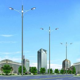 河北保定利祥路灯杆厂家供应全国4-10米照明路灯杆