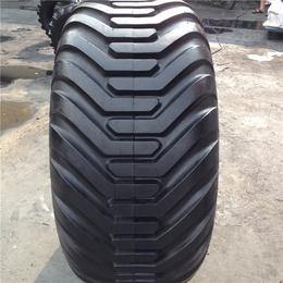 供应400 60-22.5打捆机捆草机拖车轮胎宽基防下陷