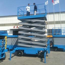 天车保养升降机使用 16米高空作业平台制造