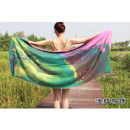 杭州围巾工厂_围巾加工优选汝拉服饰 令你尖叫围巾产品的厂家