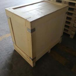 山东青岛黄岛木质包装箱厂家定制胶合板木箱 方便实用