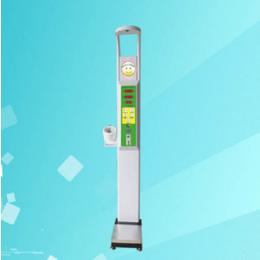 公共衛生健康一體機 樂佳HW-600B身高體重血壓脈搏測量儀