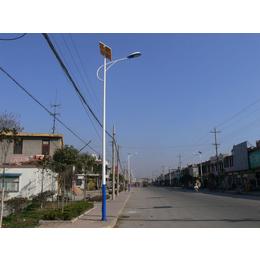 井陉太阳能路灯产品特点