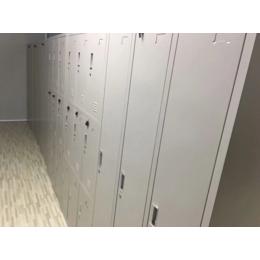 宜春衣柜铁皮柜多门员工衣柜带锁储物柜存包柜健身房换衣柜鞋柜