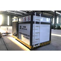 中盛能源设备(图)-撬装式加油站厂家-安徽撬装式加油站