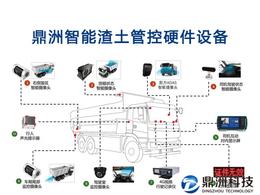 渣土管理解决方案 渣土车智能检测qy8千亿国际 鼎洲科技