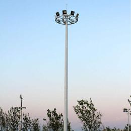 25米高杆灯 保定利祥定制生产