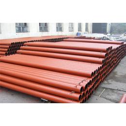 柔性排水铸铁管 铸铁管  球墨铸铁排水管
