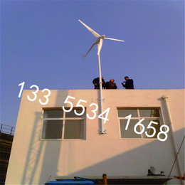 2000瓦稀土钕铁硼永磁发电机 山上养殖用风力发电机