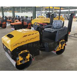 弗斯特1.5吨压路机全液压款 小型柴油压路机12马力动力强劲