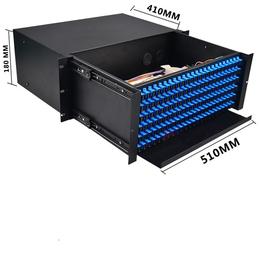 供应96芯抽拉式光纤配线架