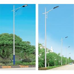 佛山10米路灯杆定制-路灯杆非标定制厂家七度