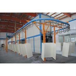 吊式输送线公司|吊式输送线|华荣涂装设备(查看)