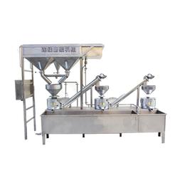 震星豆制品机械qy8千亿国际_豆皮机_大型豆皮机