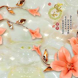 琳琅居  专业背景墙玉雕系列ME-3732