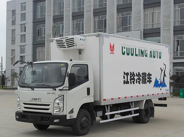 凯锐N800 3815轴距冷藏车