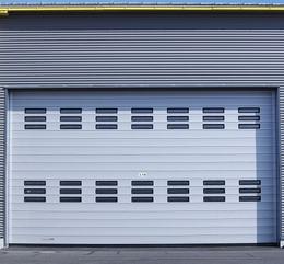 連雲港提升門_工業提升門廠家_工廠車間快速提升門價格_金億