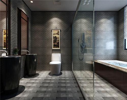卫生间瓷砖铺贴万万要注意