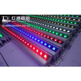 led洗墙灯厂家|渭南led洗墙灯|灯港照明